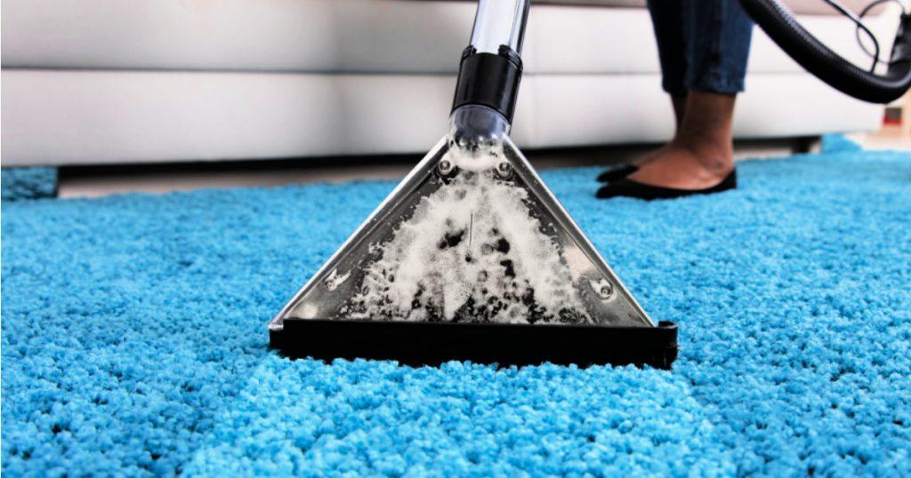 Cách vệ sinh chi tiết thảm từ chia sẽ hưu ích hảo tâm