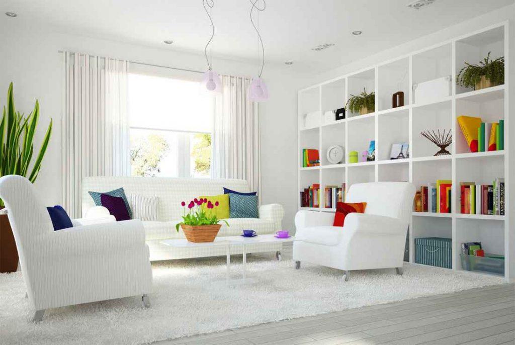 Hướng dẫn cách vệ sinh phòng khách đầy đủ chi tiết A - Z