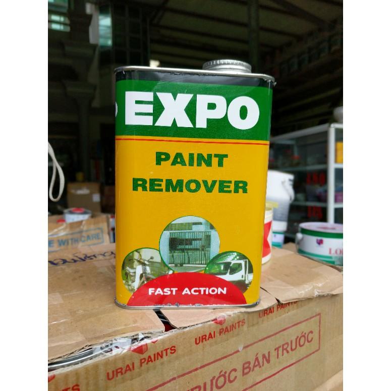 Tổng hợp hóa chất tẩy sơn Expo - Hảo Tâm