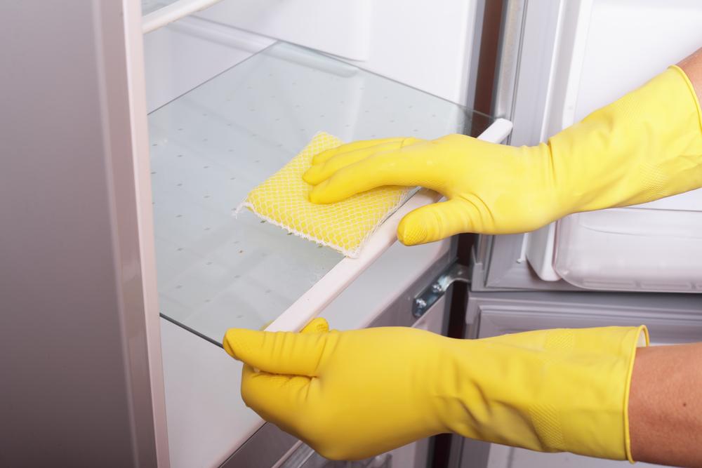 Cách vệ sinh tủ lạnh đơn giản