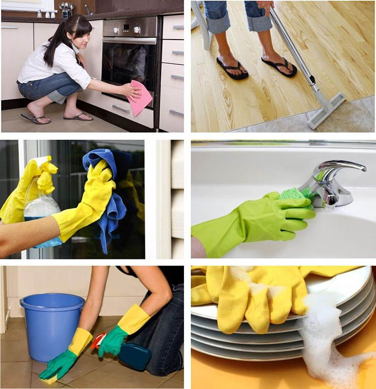 Dịch vụ vệ sinh nhà ở nhanh chóng chuyên nghiệp tại Hảo Tâm